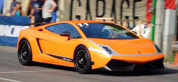 Underground Racing 2000 hp Lamborghini Gallardo