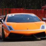 Underground Racing 2000 hp Lamborghini Gallardo front