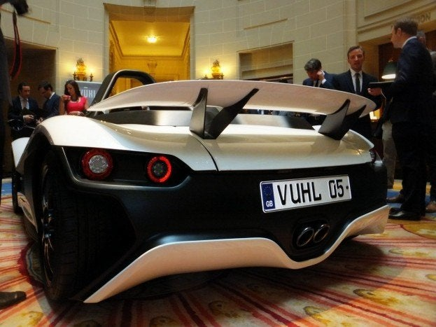 VUHL 05 rear