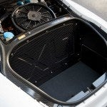 VW XL1 boot
