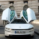 VW's 313 mpg XL1 Takes to the Streets of London