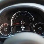 VW XL1 gauges
