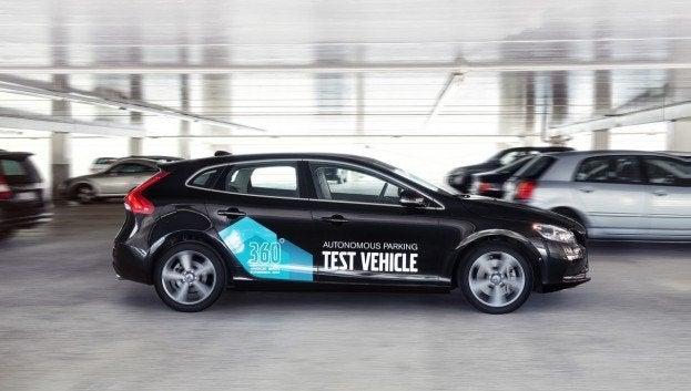 Volvo Autonomous Parking (1)