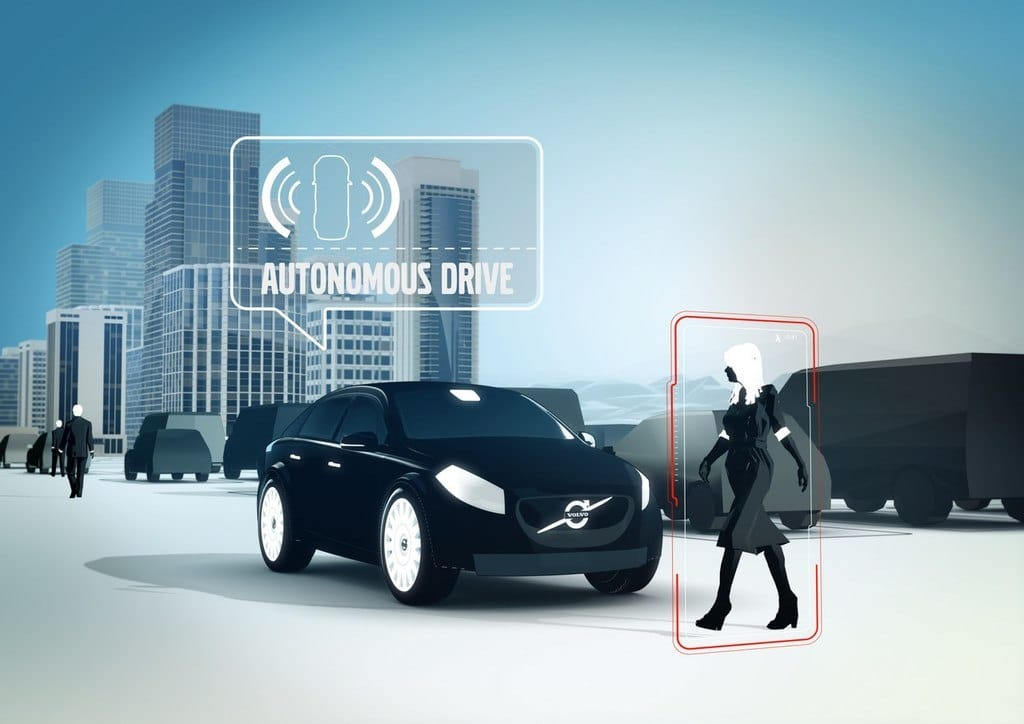 Volvo Autonomous Parking 2