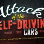 Attack of the Self-Driving Cars (Infographic)