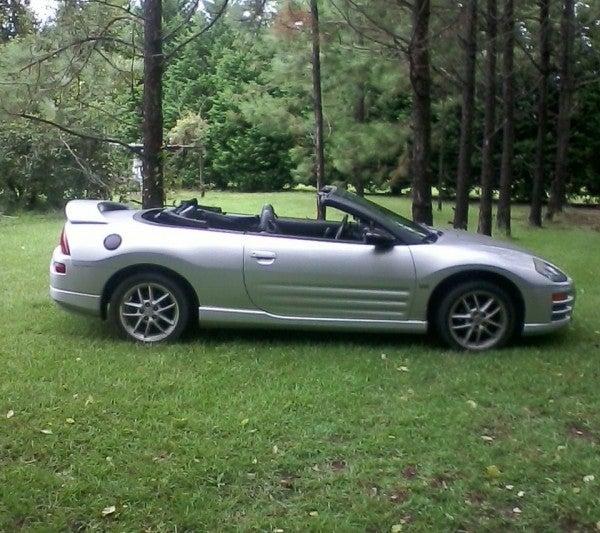 Cheap Car Tires >> Cheap Thrills: 2000-2005 Mitsubishi Eclipse GT