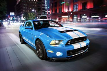 2014 Mustang Ford 9