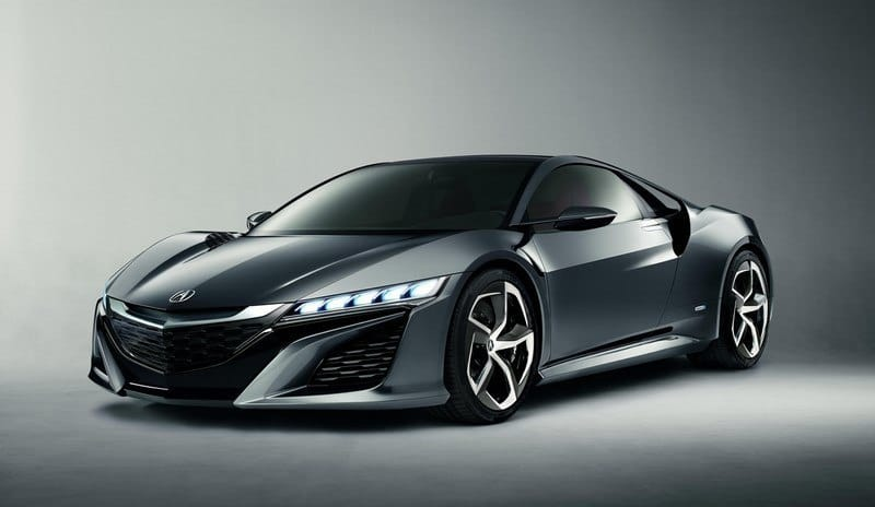 Acura NSX: A Look At The History U0026 Future Of Hondau0027s New Sports EXperimental