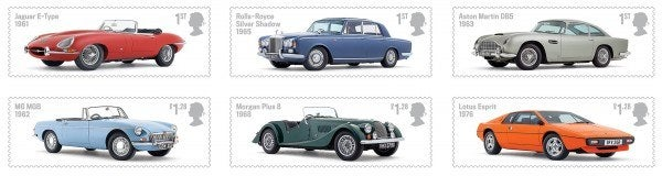 British Auto Legends full set
