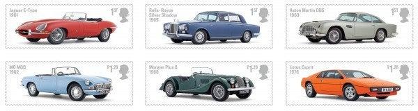 British Auto Legends full set