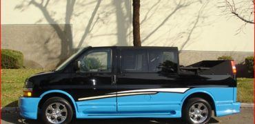 Chevy Van convertible 370x180 - Show Off Your Bad Taste with Aftermarket Convertibles