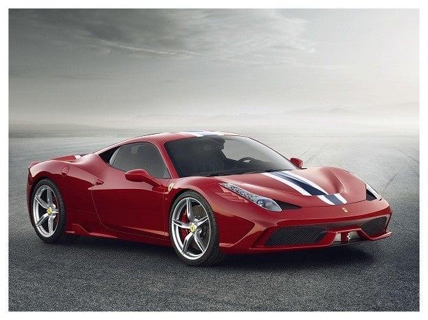Ferrari 458 Speciale 1