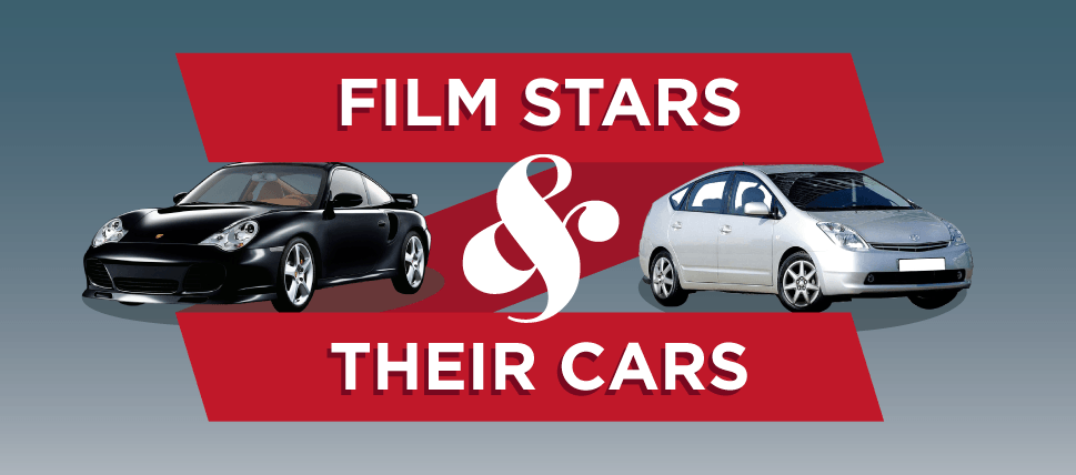 Film Stars and Their Cars header