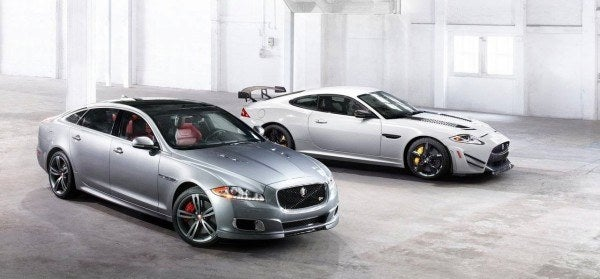 Jaguar Performance Lines
