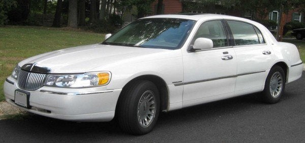 Lincoln Town Car