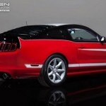 Saleen George Follmer Edition Mustang