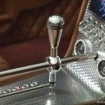Spyker B6 Venator Spyder gearshift