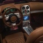 Spyker B6 Venator Spyder interior
