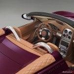 Spyker B6 Venator Spyder top interior
