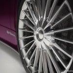 Spyker B6 Venator Spyder wheel