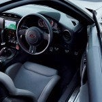 Subaru BRZ tS interior
