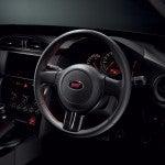 Subaru BRZ tS interior 3