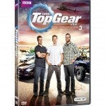 Top Gear USA: Season 3 DVD Set Giveaway