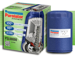 Purolator Synthetic filter