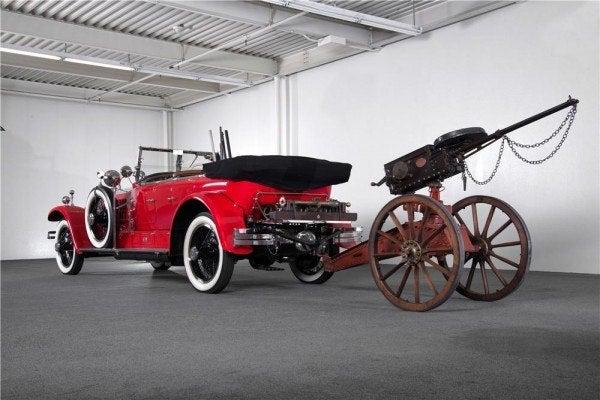 1925 Tiger Car Barrett-Jackson2