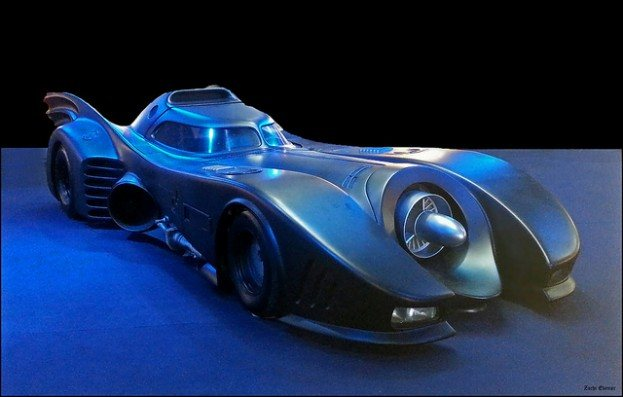 1989 Batmobile Zachi Evenor 9349687867_7d3f1b90a3_z