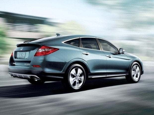 2013 honda crosstour 4wd v6 review. Black Bedroom Furniture Sets. Home Design Ideas