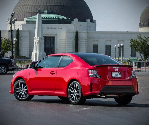 Review 2014 Scion Tc
