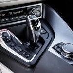 BMW i8 controls