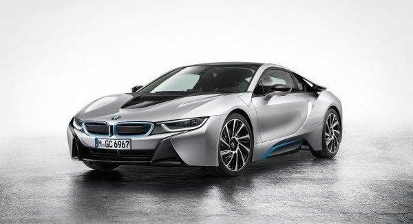 BMW I The Future Of Sports Cars - Sports cars bmw