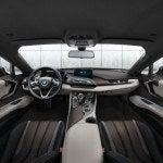 BMW i8 interior 3