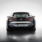 BMW i8 rear 2