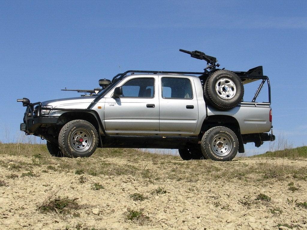Toyota Hilux SCV