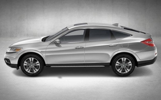Honda Crosstour side