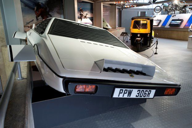 Lotus Esprit 'Wet Nellie' from The Spy Who Loved Me