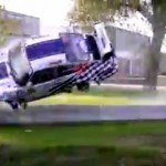Crash Video: Rare Porsche 911 RSR...Flies