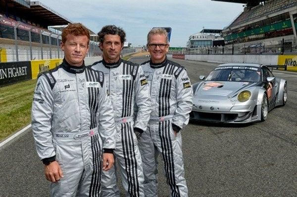 Porsche Motorsport Speeding It Up With Patrick Dempsey