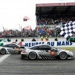Porsche Motorsports 24 Hours of Le Mans 2