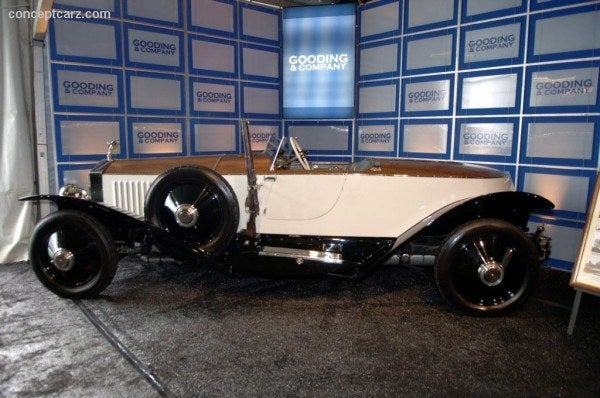 Rolls Phantom Barker