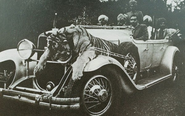 Rolls Royce Maharajaofnarsingarh
