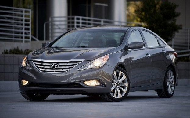 Marvelous Hyundai Sonata Front View