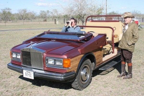 Texas Bentley Spotting