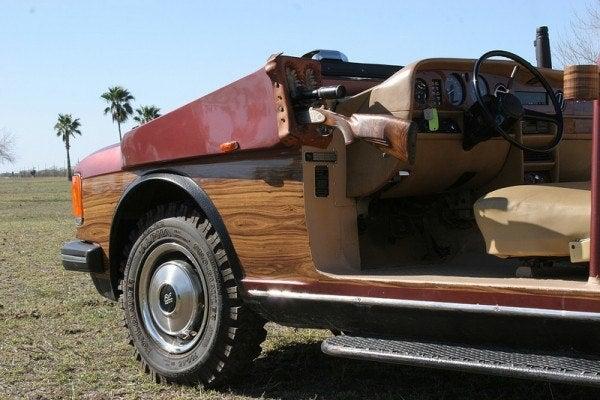 Texas Bentleyspotting