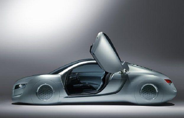 Audi RSQ iRobot
