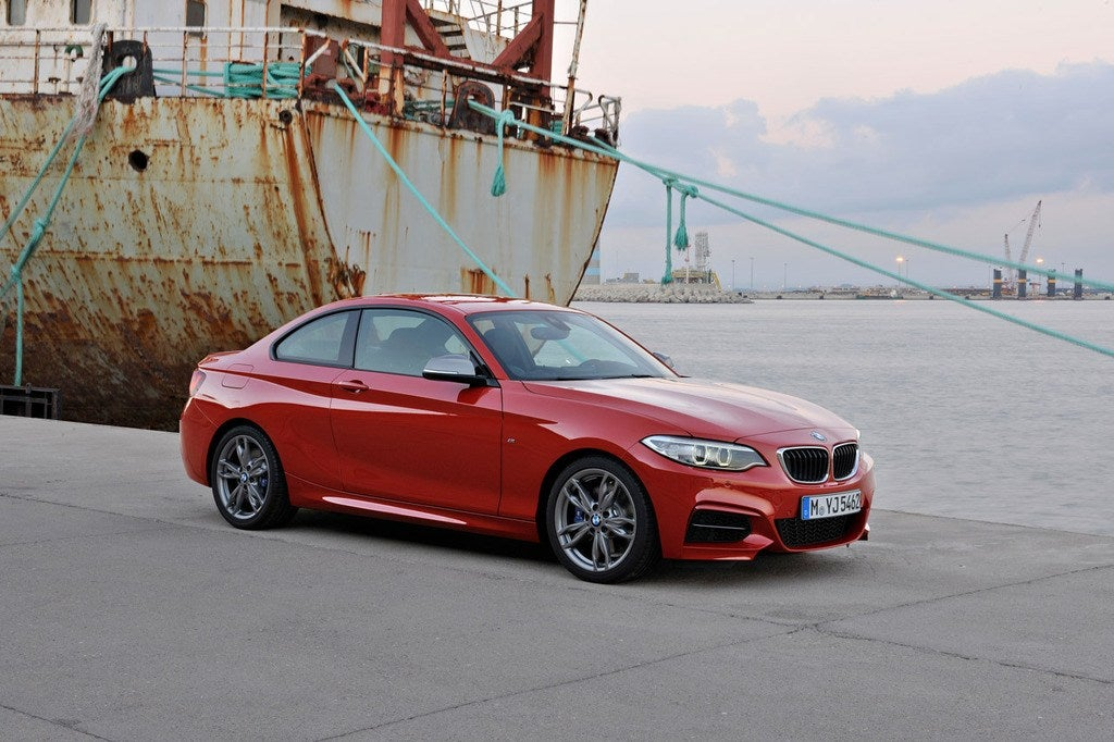 008 2014 bmw 2 series coupe 1