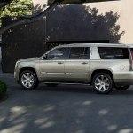 2015 Cadillac Escalade side